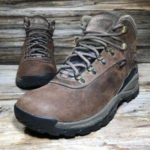 Columbia Dillon Ridge Waterproof Hiking Boots 8.5